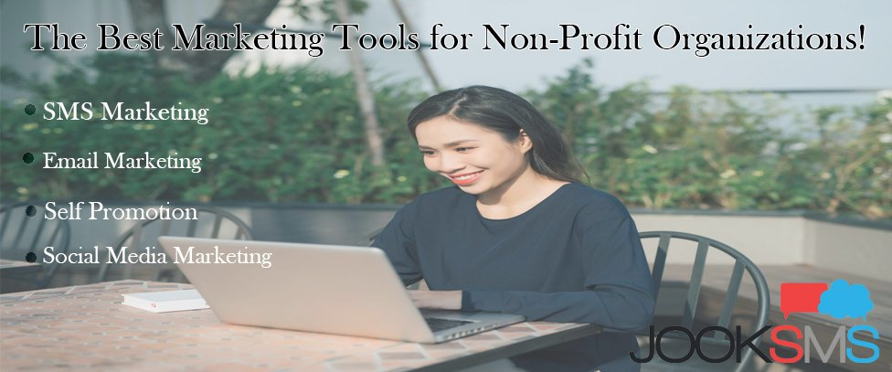 Best Marketing Tool for Non-Profit Organizations