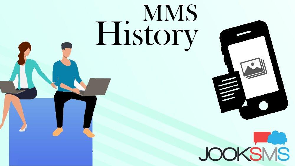 Multimedia messaging history