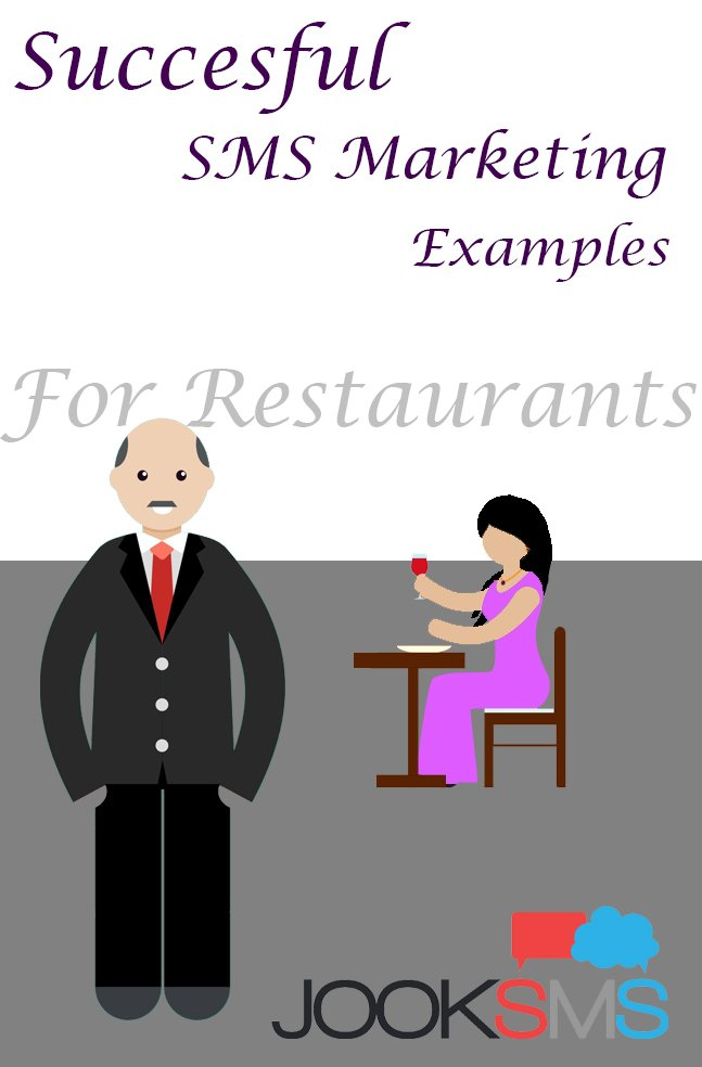 SUCCESSFUL EXAMPLES OF SMS MARKETING FOR RESTAURANTS