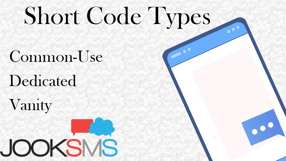 Short code types