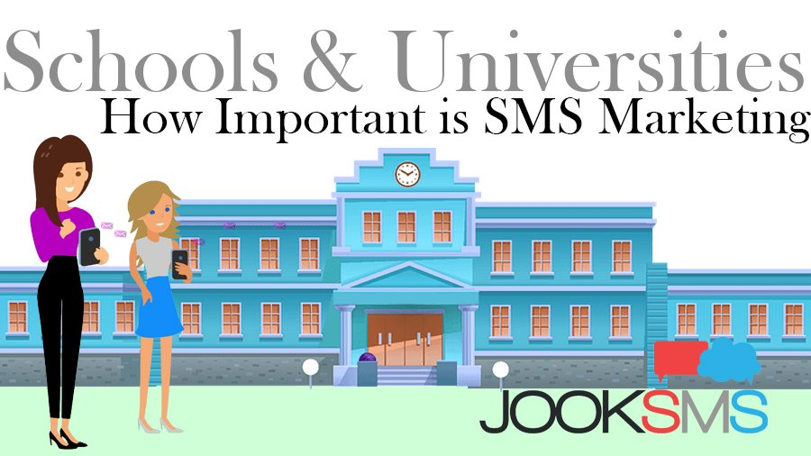 Importance of SMS Marketing on Schools and Universities