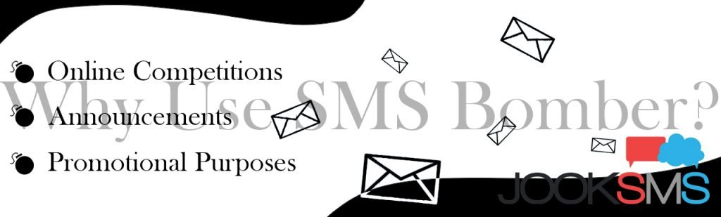 why use sms bomber